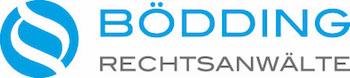 Bödding – Rechtsanwälte Logo